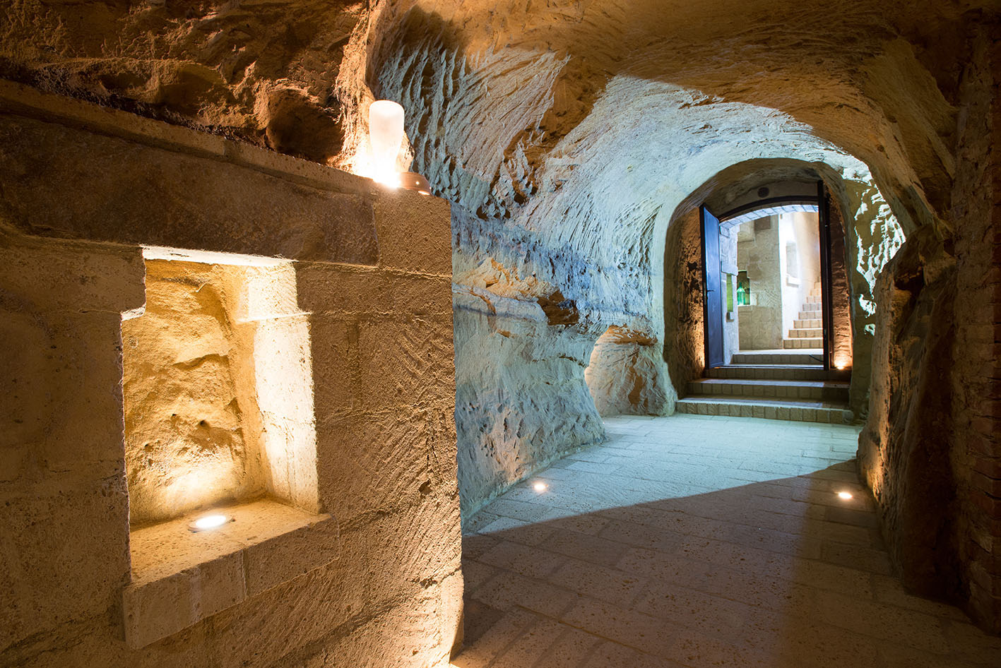 Grotte di Via Verri