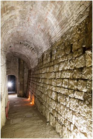 via sotterranea